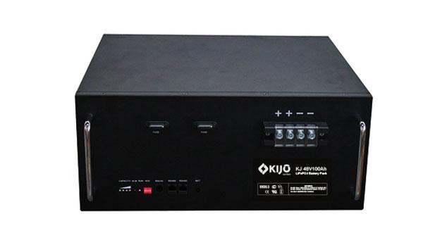Batería de iones de litio 48V100Ah