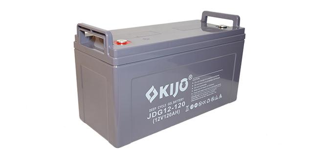 JDG-Series-12-120 (AGM-GEL-Batería de ciclo profundo)