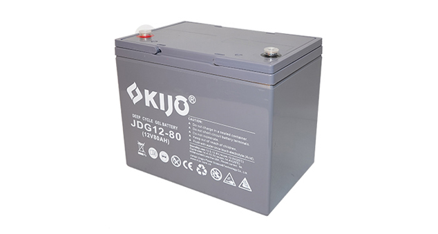 JDG-Series-12-80 (AGM-GEL-Batería de ciclo profundo)