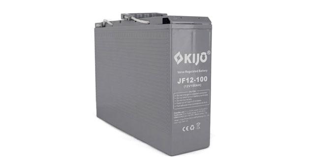 Serie JF-12-100 (batería de terminal frontal)