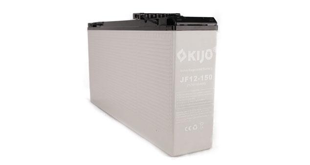Serie JF-12-150 (batería de terminal frontal)