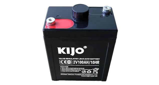 JL Series-2v100AH (batería de ciclo profundo AGM)
