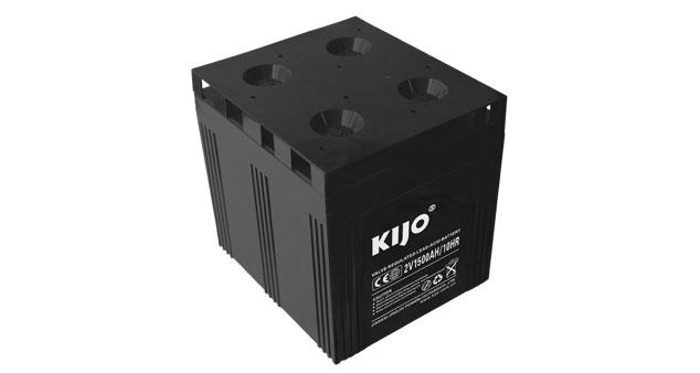 JL Series-2v1500 (batería de ciclo profundo AGM)