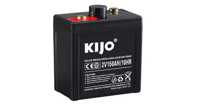 JL Series-2v150AH (batería de ciclo profundo AGM)