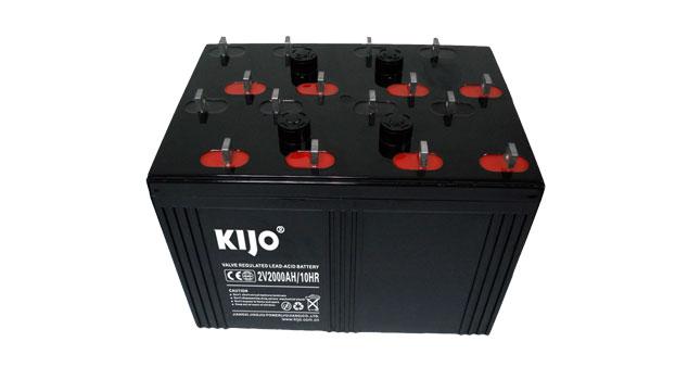 JL Series-2v2000ah (batería de ciclo profundo AGM)