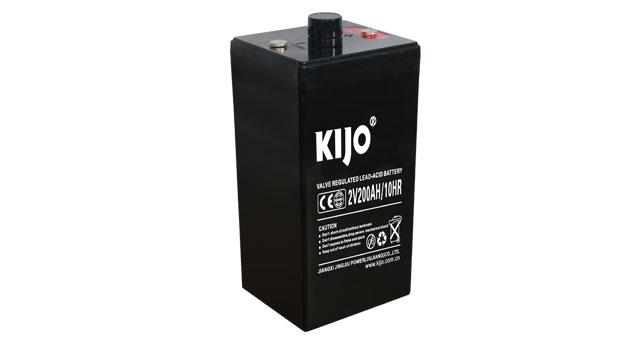 JL Series-2v200ah (batería de ciclo profundo AGM)