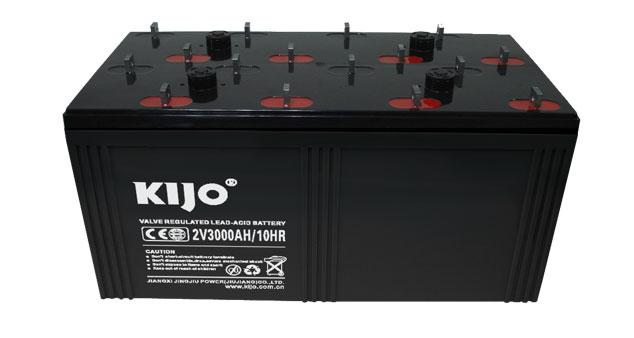 JL Series-2v3000AH (batería de ciclo profundo AGM)