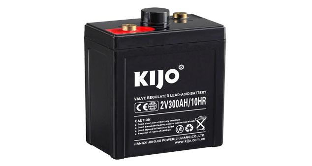 JL Series-2v300AH (batería de ciclo profundo AGM)