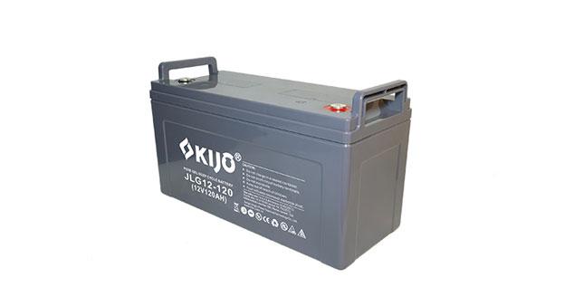 Serie JLG-12-120 (batería de ciclo profundo de GEL puro)