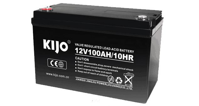 Serie JM-12V100AH (batería de ciclo profundo AGM)