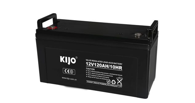 Serie JM-12V120AH (batería de ciclo profundo AGM)