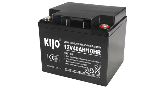 Serie JM-12V40AH (batería de ciclo profundo AGM)