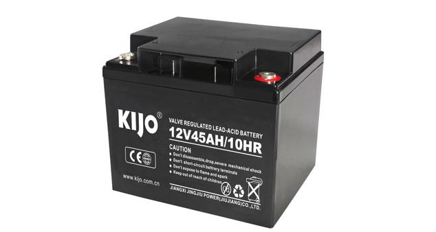 Serie JM-12V45AH (batería de ciclo profundo AGM)