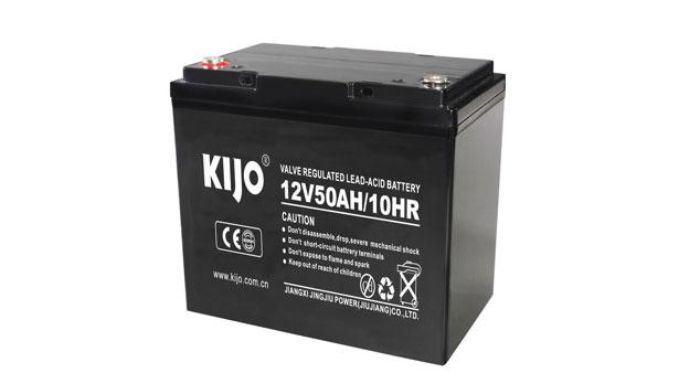 Serie JM-12V50AH (batería de ciclo profundo AGM)