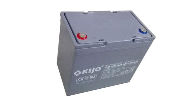 Serie JM-12V55AH (batería de ciclo profundo AGM)