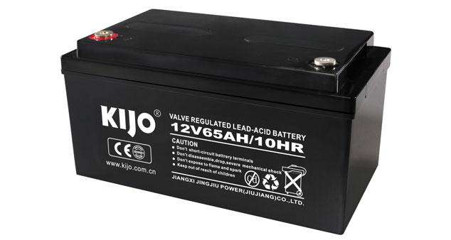 Serie JM-12V65AH (batería de ciclo profundo AGM)