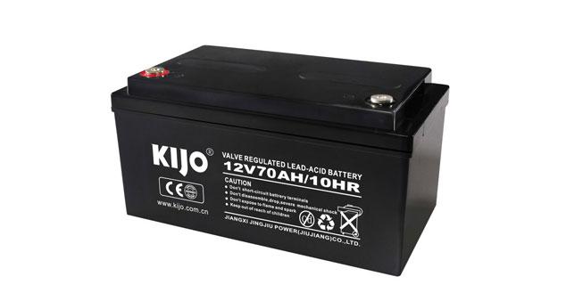 Serie JM-12V70AH (batería de ciclo profundo AGM)
