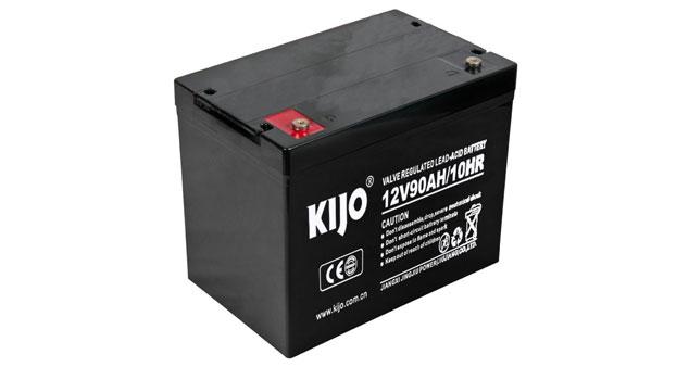 Serie JM-12V90AH (batería de ciclo profundo AGM)