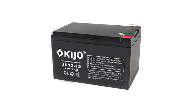 JS-Series-12v12ah (batería AGM)