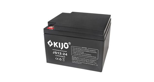 JS-Series-12v24ah (batería AGM)