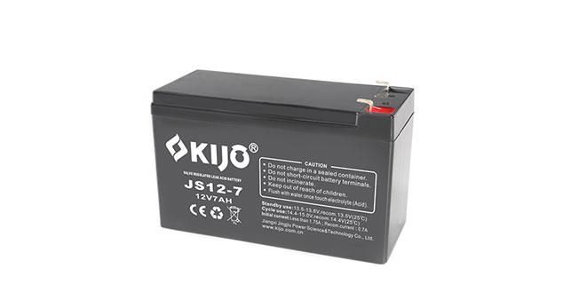 JS-Series-12v7ah (batería AGM)
