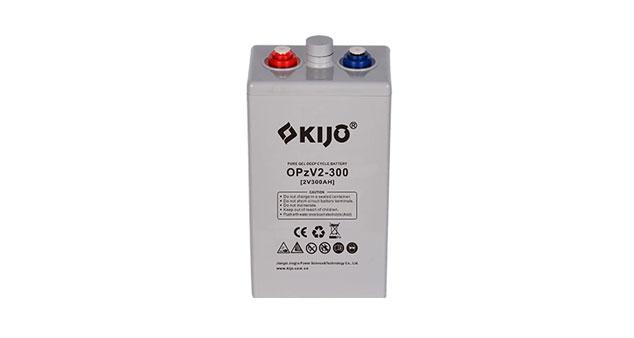 OPZV-Series-2-300 (batería de ciclo profundo de gel puro)