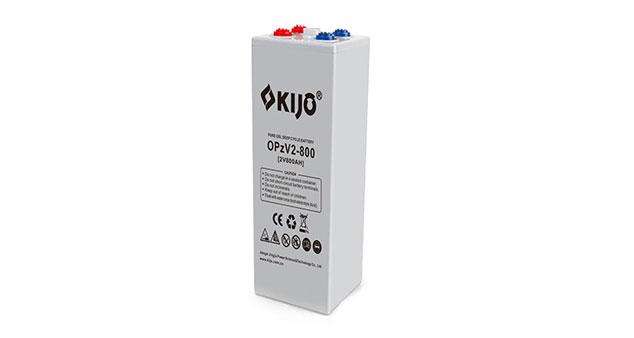 OPZV-Series-2-800 (batería de ciclo profundo de gel puro)