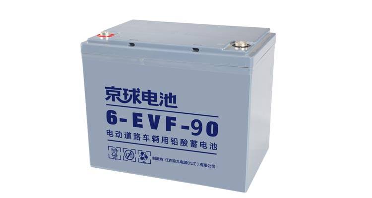 EVF Series 6-EVF-90 E-Vehicle Battery